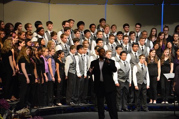 Choir Concert Comes Out a Success