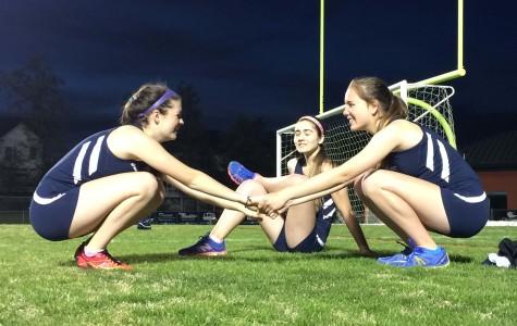 Track Team Sprints Toward Championships