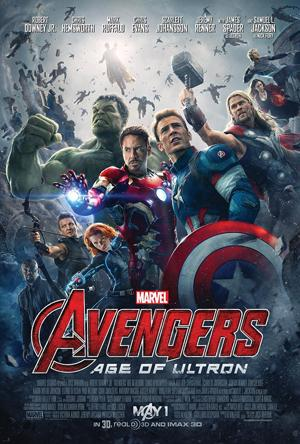 Avengers: Age of Ultron swoops into theaters