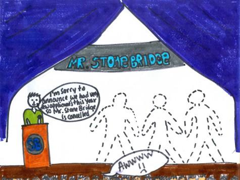 Not Enough Running for Mr. Stone Bridge