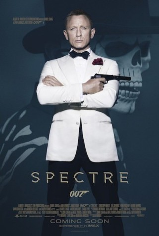 'Spectre' falls into theaters