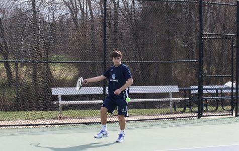 Boys Tennis Hopes to Reach States