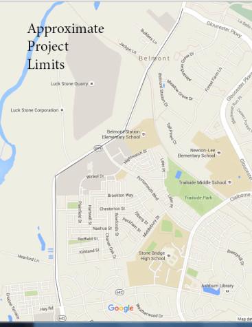 Belmont Ridge Road Widening to Increase Safety