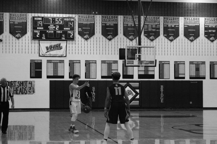 Varsity boys basketball wraps up season