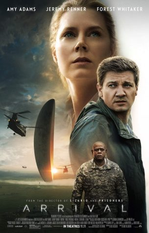 Arrival stretches the boundaries of the sci-fi genre