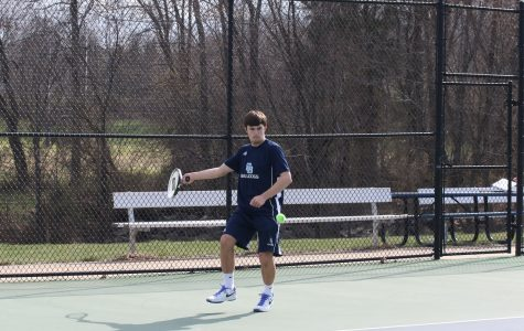 Boys Tennis Hopes to Reach States
