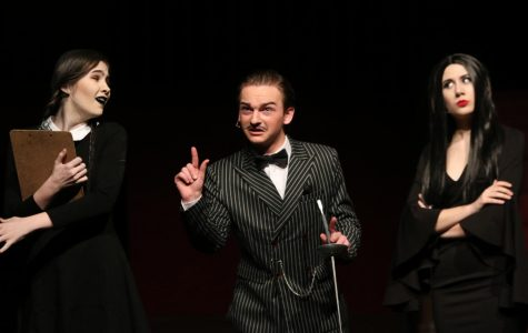 "Running Dog Productions Puts on ""The Addams Family"""