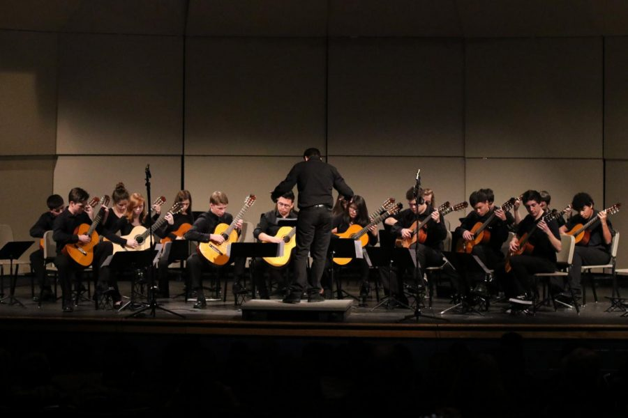 Winter Orchestra Concert