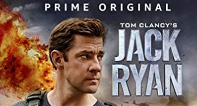 "Amazon Redefines Action with New 'Jack Ryan"" Series"