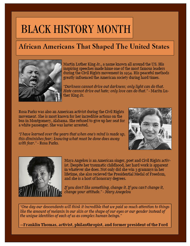 Remembering the History of Black History Month