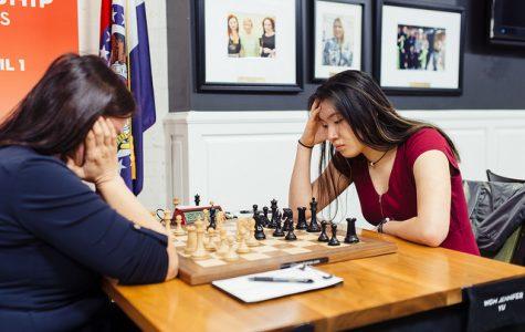 Grandmaster Yu Wins National Title