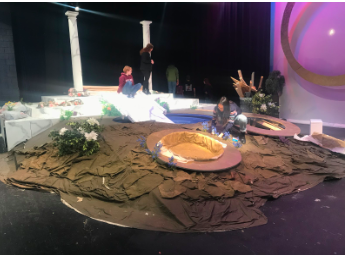 Bulldog Productions Travel Back to Ancient Greece in Metamorphosis.