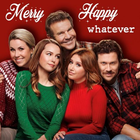 Netflix introduces New Christmas Sitcom Merry Happy Whatever