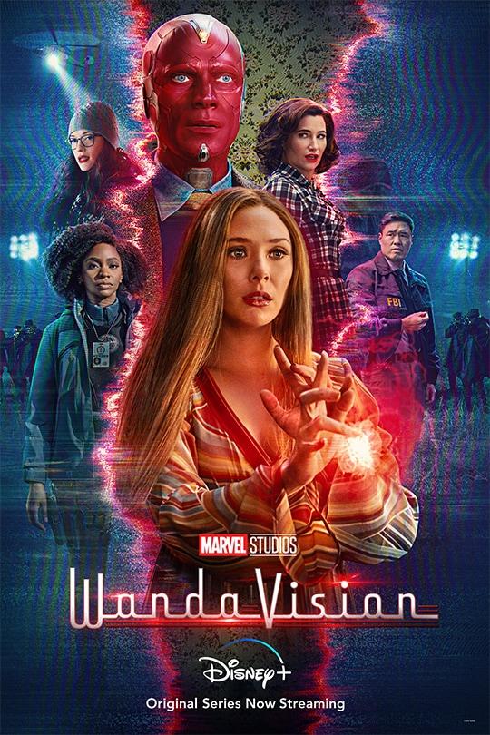 The Next Phase of Marvel: WandaVision